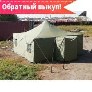 Палатка брезентовая УСТ-56 (новая с производства)