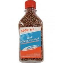 Шар омедн., 4,5 мм, Банка, пр-во Россия 3000 шт.